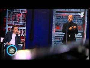 Мустафа Найем о том, чего боятся политики и коррупционеры 27.11.2015