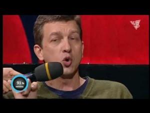 Олесь Доний рассказал о «черных списках» на телеканалах 27.11.2015