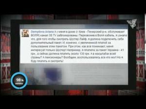 Запрещенное интервью Порошенко на Шустер Life 13.11.2015