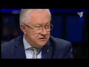 Тарасюк: «Предоставление Турции безвизового режима не повлияет на Украину» 30.11.2015