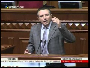 Дмитрий Голубев: о «борьбе» Саакашвили с коррупцией