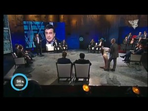Михаил Саакашвили о коррупции. 11.12.2015
