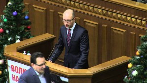 «Эмбарго на эмбарго»: ответ Яценюка России. 24.12.2015