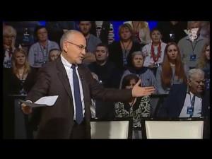 Савик Шустер в прямом эфире ответил на вопросы спецслужб. 25.12.2015
