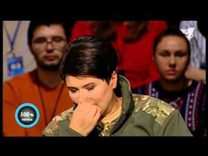 Волонтер Борисенко: «Человек кричит, а ты должен вывезти его в безопасную зону». 04.12.2015