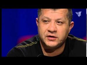Киборг Рахман: «ДНР ведут борьбу с европейским негативом». 21.01.2016