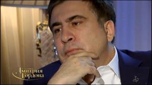 Михаил Саакашвили. «В гостях у Дмитрия Гордона». Часть 2