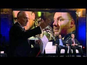 Савик Шустер представил цикл программ «Истории войны с Бутусовым и Мочановым». 15.01.2016