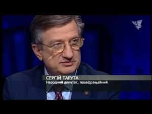 Тарута: «Сегодняшняя Конституция не отвечает вызовам и задачам, которые стоят перед нами». 19.01.2016