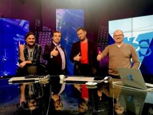 «Bloggers: взгляд изнутри»: Майдан 3.0: много шума из ничего | Есть ли жизнь в Кабинете Министров? 23.02.2016