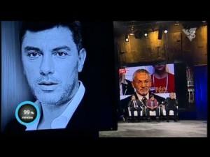 Борис Немцов на Шустер LIVE. Избранное. 26.02.2016
