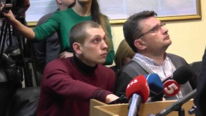 Суд над полицейским-убийцей. 19.02.2016
