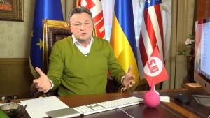 Балашов обвиняет Саакашвили!
