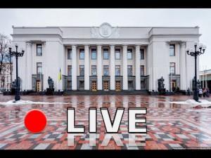 Годовой отчет правительства Яценюка. Прямой эфир