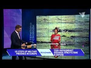 США НАРАЩИВАЕТ ВОЕННОЕ ПРИСУТСТВИЕ В ЕВРОПЕ. Обзор мировых медиа