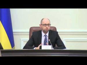 Яценюк: «Отставка Абромавичуса — это бегство с поля боя». 03.02.2016