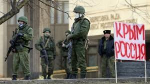 Доклад Бориса Немцова «Путин.Война»: Глава 3. Как забирали Крым