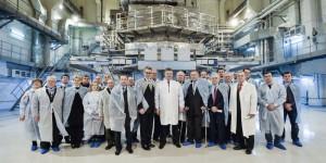 В Украине запустили первую ядерную установку мирового значения