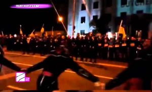 Грузинский балет Сухишвили поддержал Савченко «танцем войны»