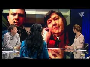 Мария Савченко: «Я как посмотрела на ту Надю, у меня душа заболела и я начала плакать». 09.03.2016
