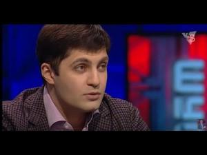 Сакварелидзе: «Этику коррупции и кумовства я буду всегда нарушать». 29.03.2016