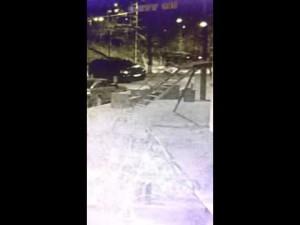 В машину Парасюка бросили гранату (видео)