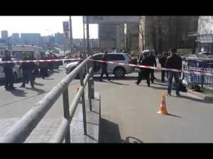 Видео с места убийства Тараса Зиновенко. Кто убил бизнесмена?