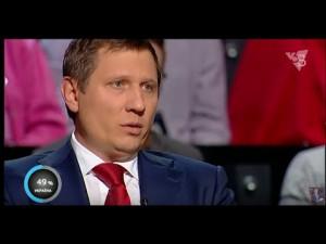 Шахов: «На Донбассе Пасху люди будут праздновать в голоде». 22.04.2016