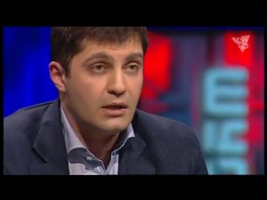Сакварелидзе: «Мое и их понимание новой Украины отличается». 13.04.2016