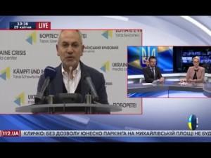 Шустер создает Комитет спасения свободы слова в Украине