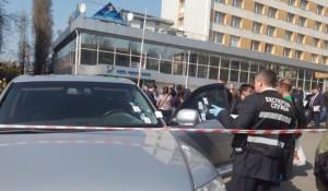 В Киеве среди белого дня убили соучредителя КиевСпортКлуб