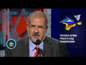 Чубаров: «Через методы Сталина, Путин вернулся к временам Екатерины II». 20.05.2016