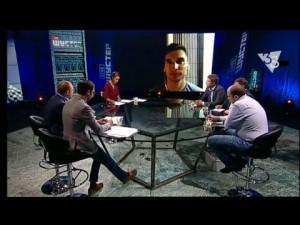 Каныгин: «Объясните Антону Геращенко, что публиковать данные журналистов — это безумие!». 11.05.2016