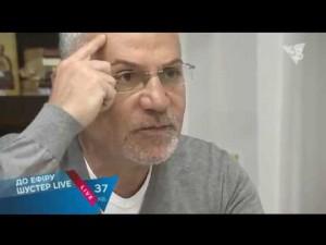Савик Шустер объяснил, почему Сергей Лещенко покинул студию. 13.05.2016