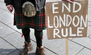 Шотландия готова к референдуму о независимости от Британии