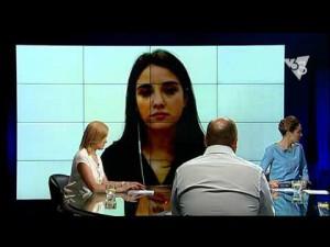 Марушевская: «Мы подали в суд на Романа Насирова». 13.07.2016