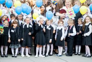Киевская мэрия: «Линейки на 1 сентября — пережиток прошлого»