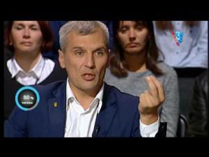 Кошулинский: «Консенсус у власти есть, они делать ничего не хотят». 23.09.2016