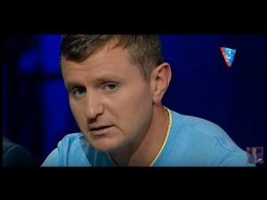 Тарас Дутко: «Наша команда была сплоченной — и на поле, и в жизни, и в быту». 26.09.2016