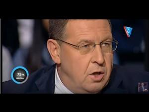 Илларионов: «Потеряли 13 млрд $, взяли в долг 12 — курс упал, и остались должны 12». 21.10.2016