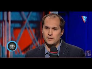 Бутусов: «Чтобы строить армию как государственный институт, нужно видеть стратегию развития». 14.10.2016