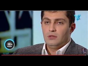 Сакварелидзе: «Олигархат впадает в истерику, когда активизируется Саакашвили». 18.11.2016