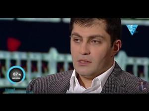 Сакварелидзе: «Уголовное дело против Саакашвили — за то, что его охранники купили 2 костюма». 18.11.2016