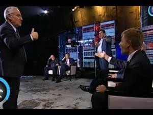 Саакашвили, Шустер и Гончаренко: скандал на Шустер Live! 11.11.2016
