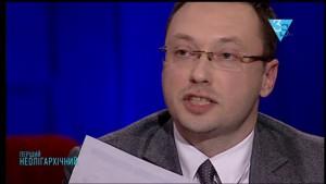 Долинский: «Геращенко соврал и я вынужден показать мою с ним переписку». 28.12.2016