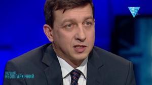 Доний: «Я не считаю НАБУ — самостоятельным органом. В Украине их сейчас нет». 14.12.2016