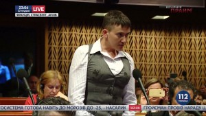 112: Почему Савченко лишили членства в ПАСЕ?